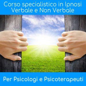 Corso Ipnosi psicologi psicoterapeuti
