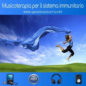 musicoterapia per rinforzare il sstema immunitario
