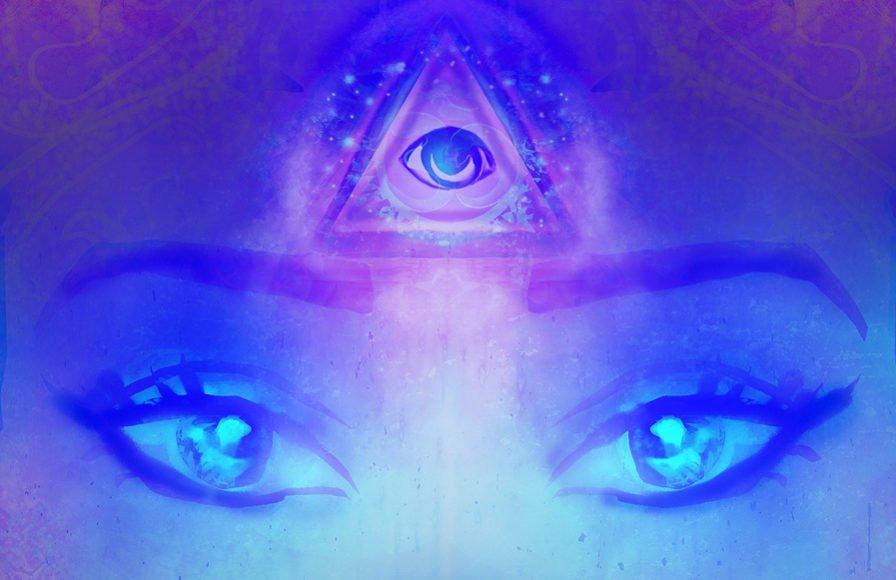 Chakra del terzo occhio bloccato